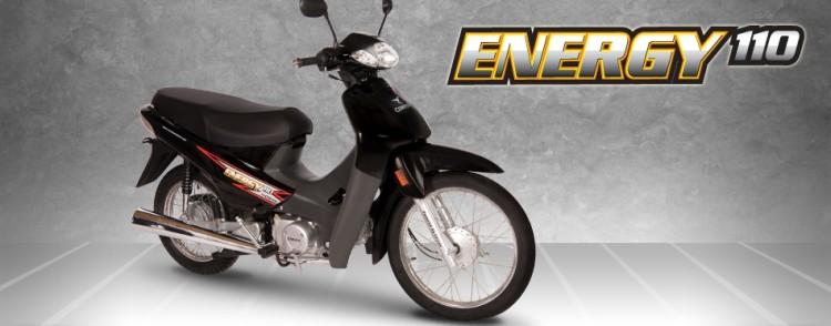 Energy 110 R/T