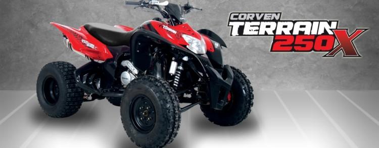 Terrain 250X