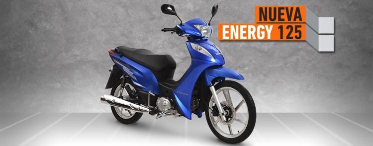 Energy 125