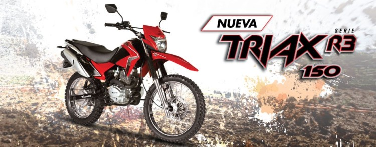 Triax 150 R3