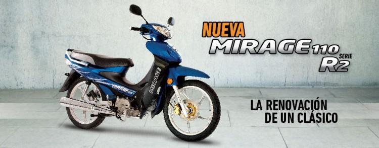 Mirage 110 – Serie R2